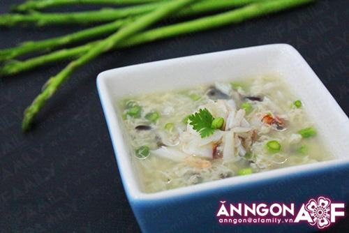 Tự làm súp cua Cà Mau - ngon hơn nhà hàng